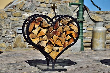 Holzständer Für Kaminholz ergÄnzende leistungen | gilhaus garten- und landschaftsbau